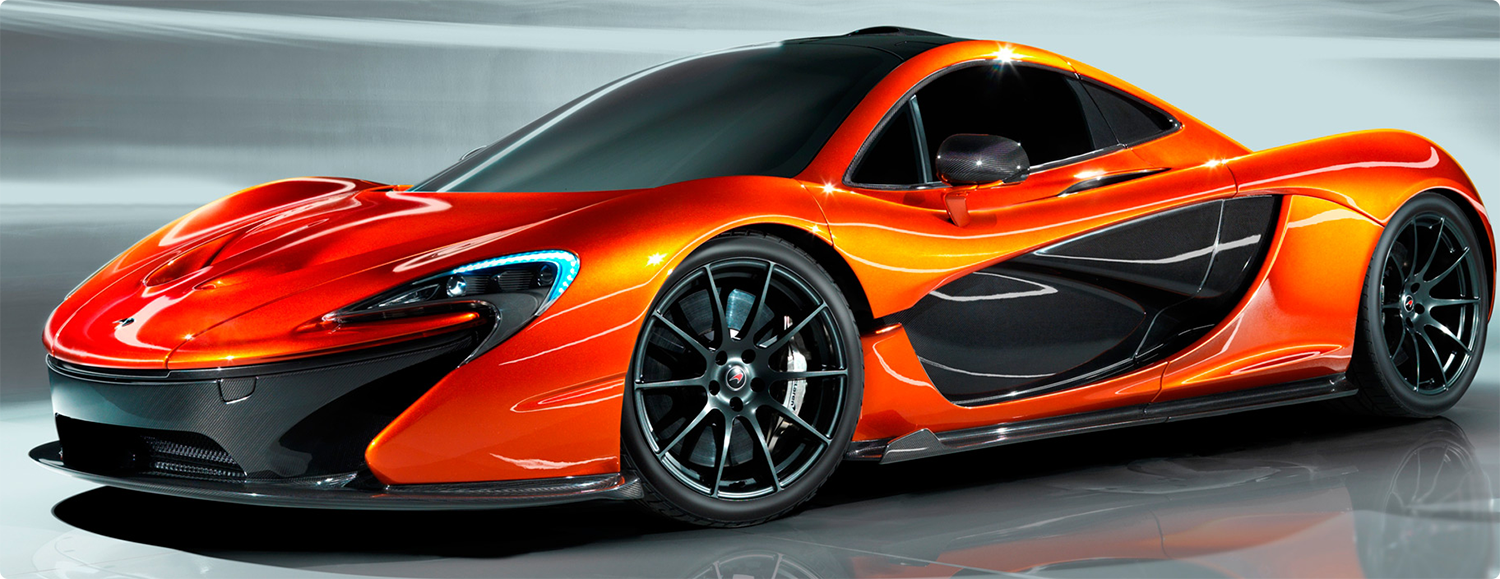 certified mclaren cars | the exclusive automotive group - factory