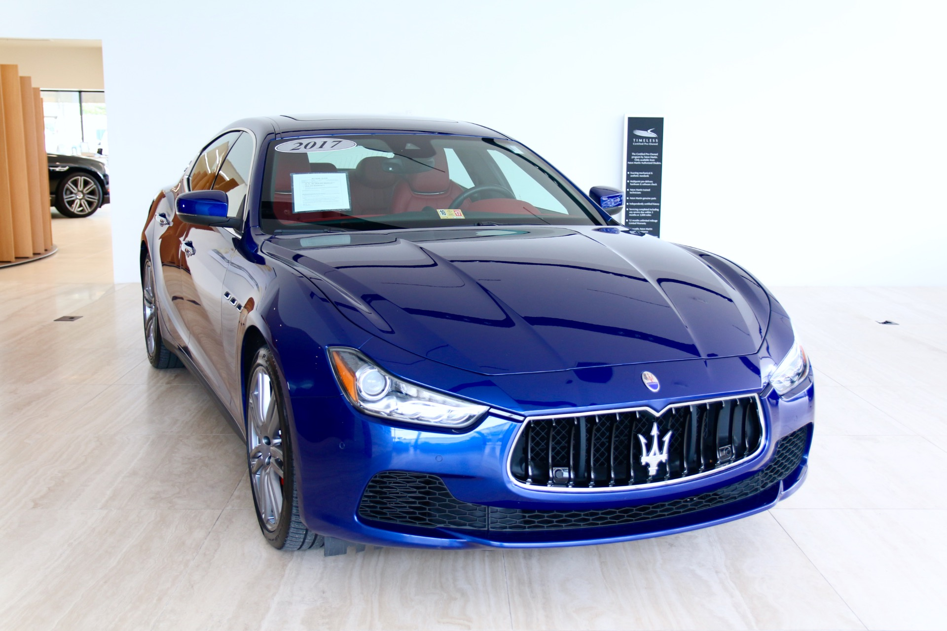 2017 maserati ghibli s q4 stock 7nc061201b for sale near. Black Bedroom Furniture Sets. Home Design Ideas