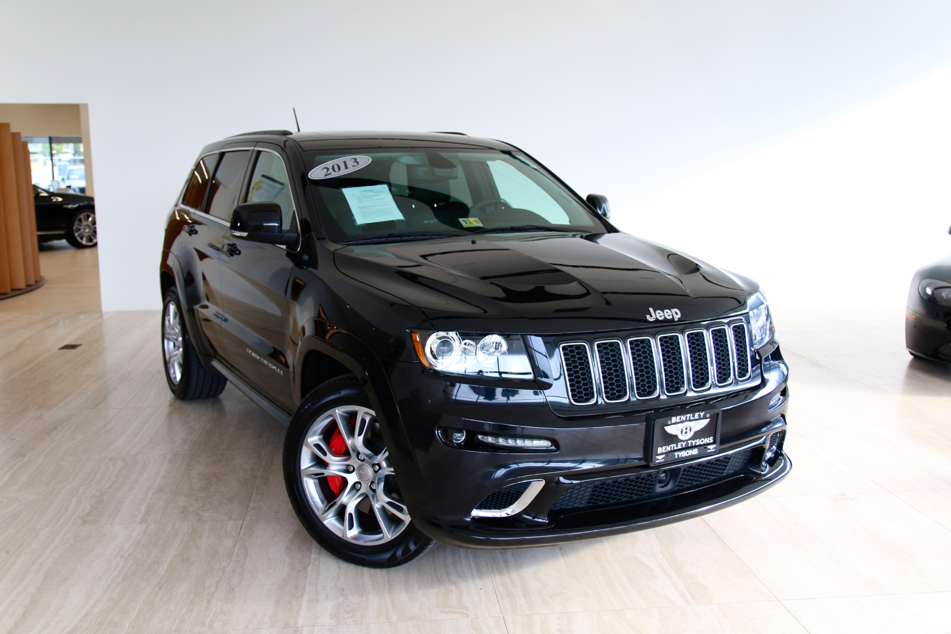 2013 jeep grand cherokee srt8 stock 7nc061977a for sale. Black Bedroom Furniture Sets. Home Design Ideas