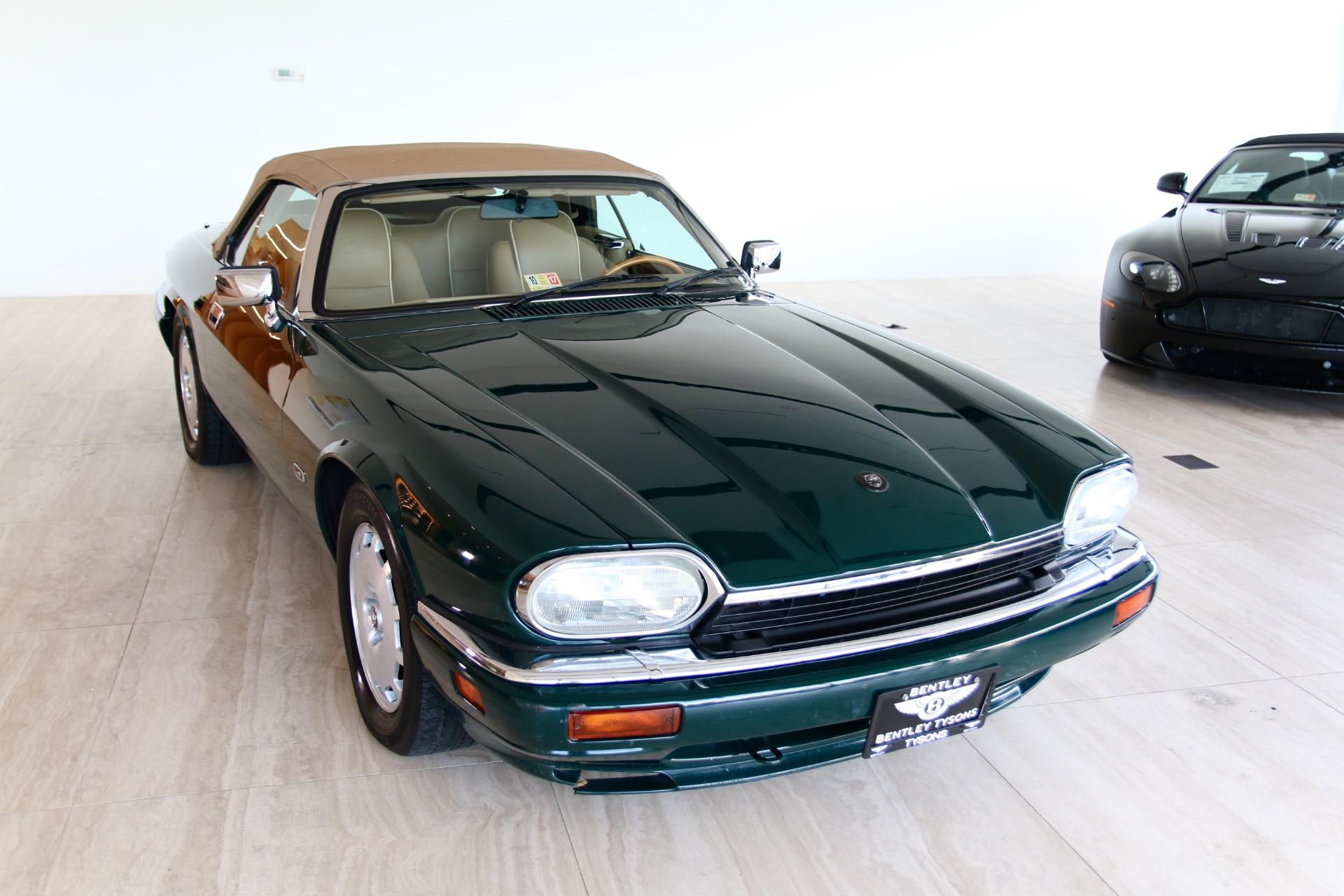 1996 jaguar xj series xjs stock p225246 for sale near vienna va va jaguar dealer for sale. Black Bedroom Furniture Sets. Home Design Ideas