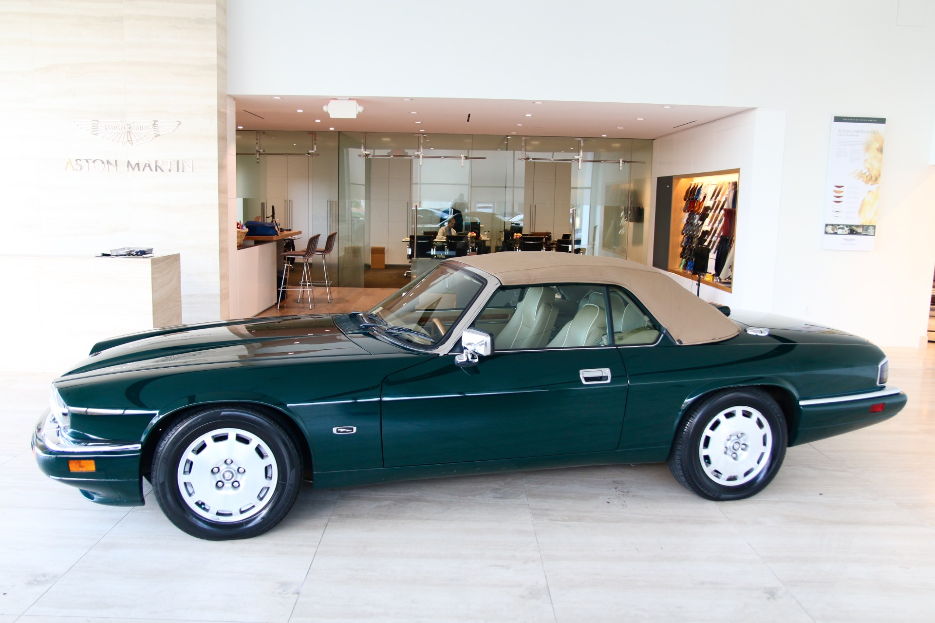 Interesting Info About 1996 Jaguar Xjs with Exciting Photos