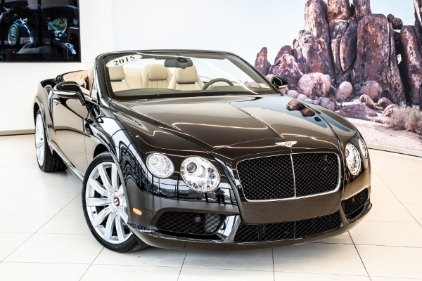 Used 2015 Bentley Continental GTC V8-Vienna, VA