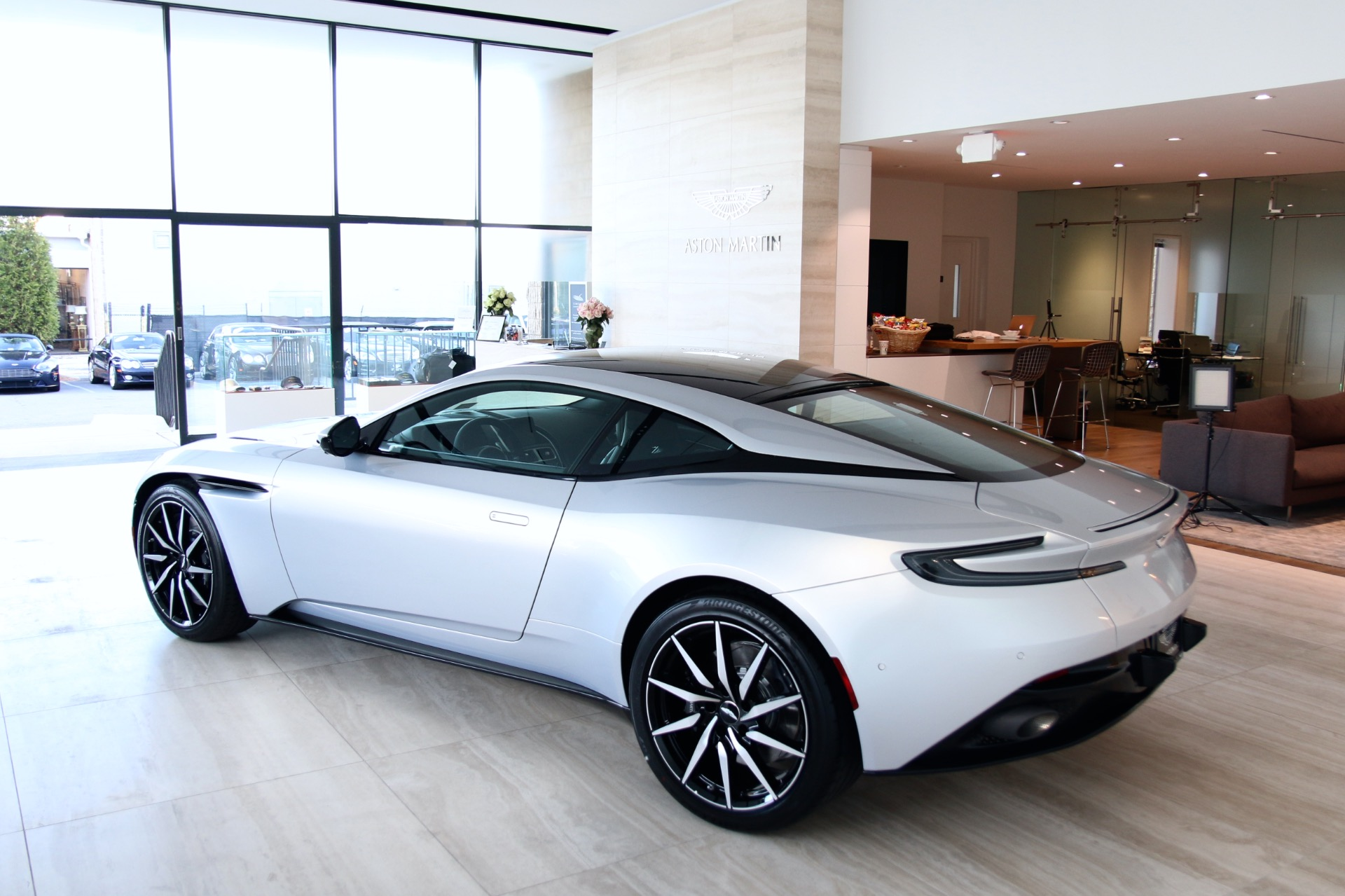 2018 Aston Martin Db11 V12 Stock 8nl03115 For Sale Near Vienna Va