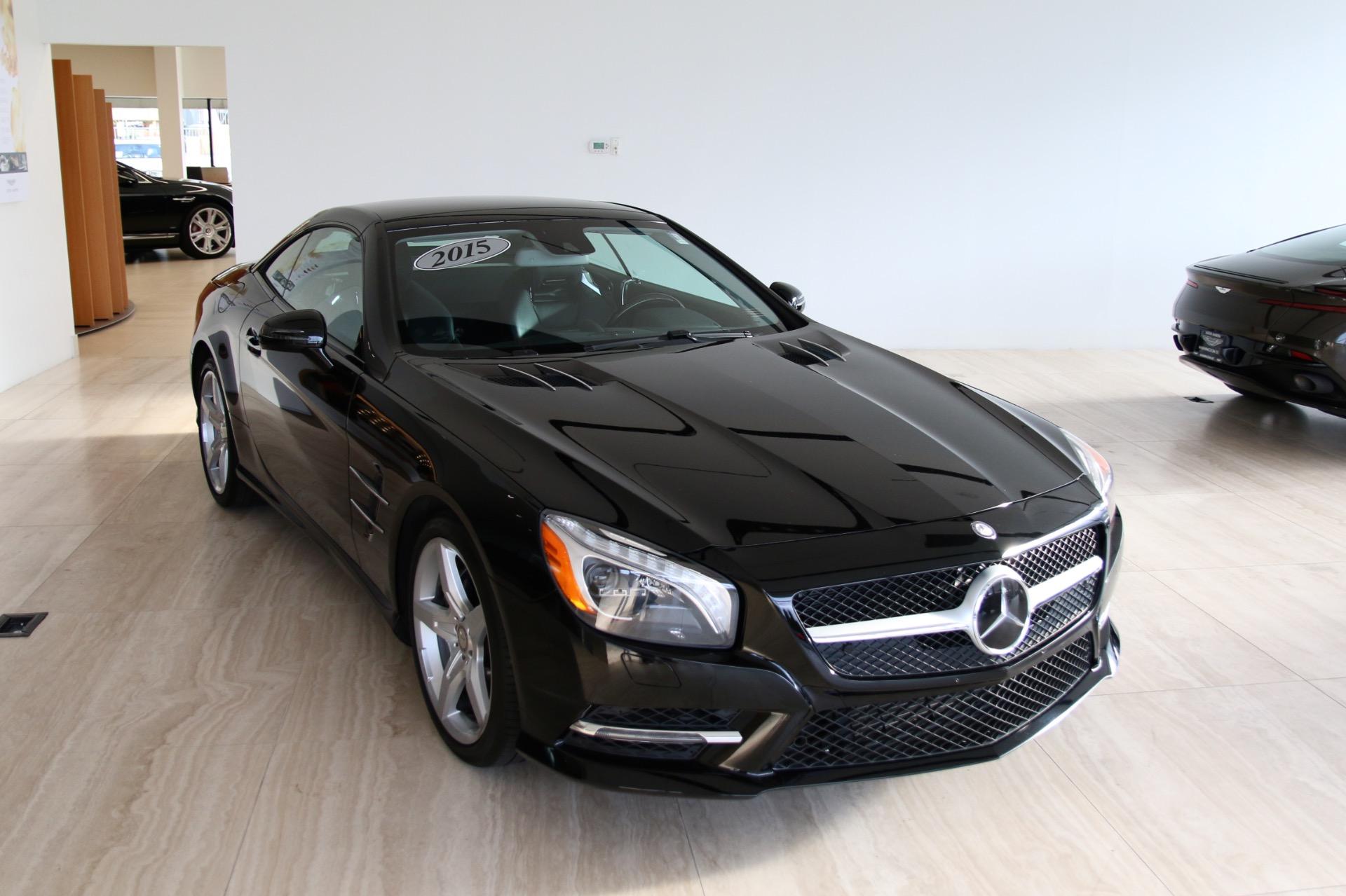 2015 mercedes benz sl class sl 550 stock p031396 for for Mercedes benz vienna
