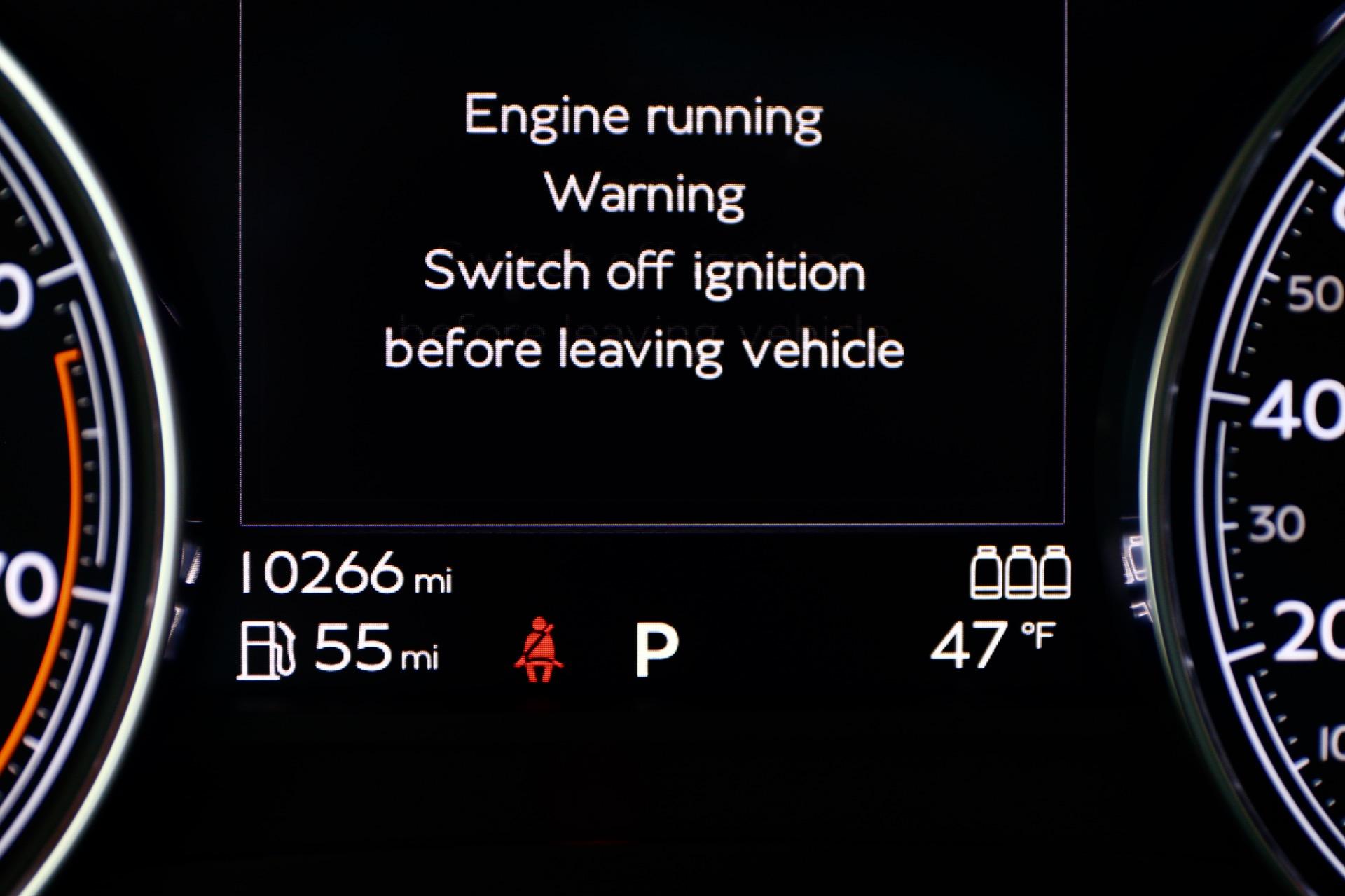 2017 Bentley Bentayga Stock Pa77687a For Sale Near Vienna Va Automatic Headlight Reminder Used