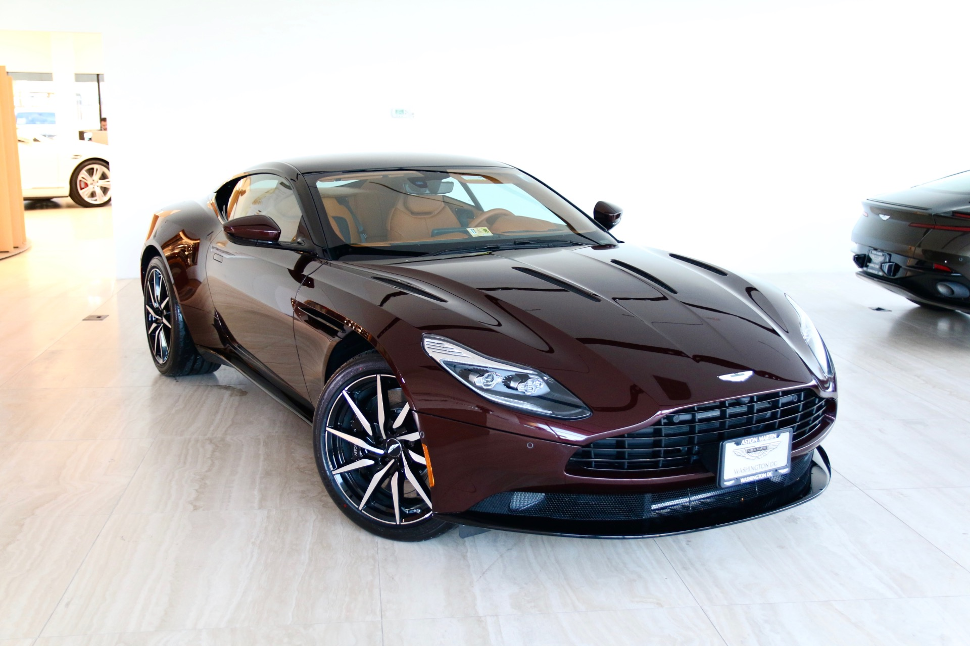 2018 Aston Martin Db11 V12 Stock 8n03445 For Sale Near Vienna Va