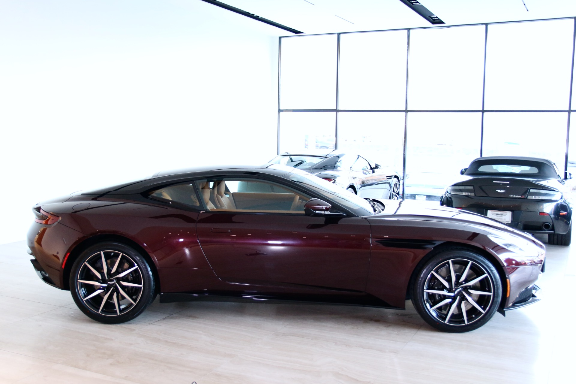 2018 Aston Martin Db11 V12 Stock 8n03445 For Sale Near Vienna Va Va Aston Martin Dealer For Sale In Vienna Va 8n03445 Exclusive Automotive Group