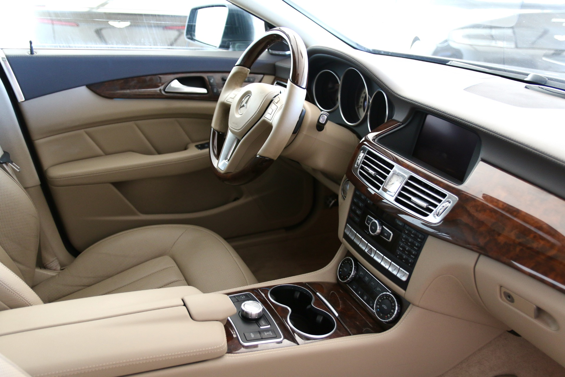 2014 mercedes benz cls class cls 550 4matic stock for Mercedes benz dealer in va