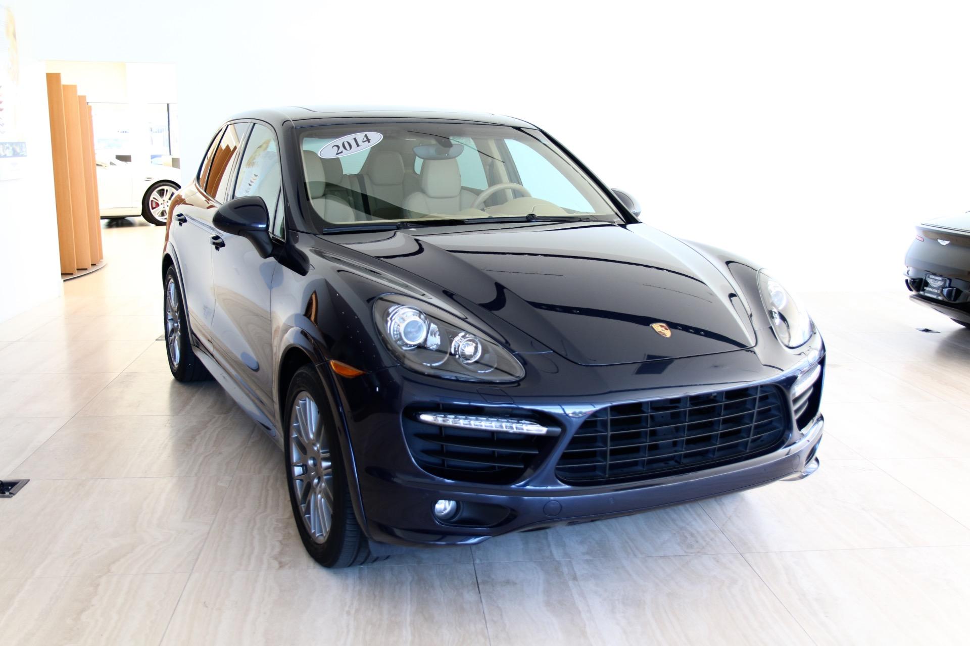 2014 Porsche Cayenne Gts Stock Pa73062 For Sale Near