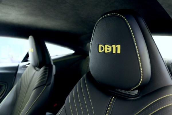 New 2018 Aston Martin DB11 V12 | Vienna, VA
