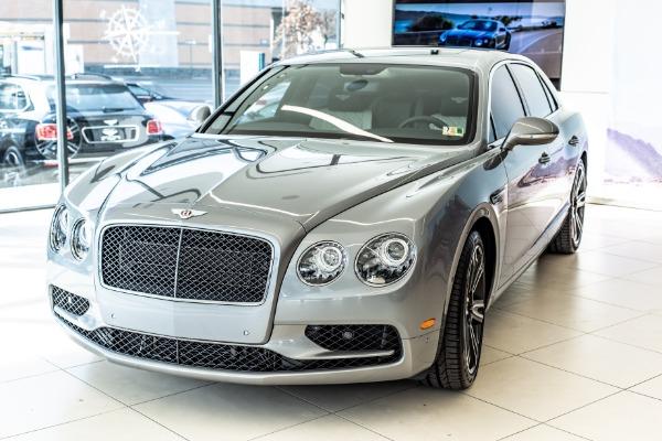 New 2018 Bentley Flying Spur V8 S | Vienna, VA