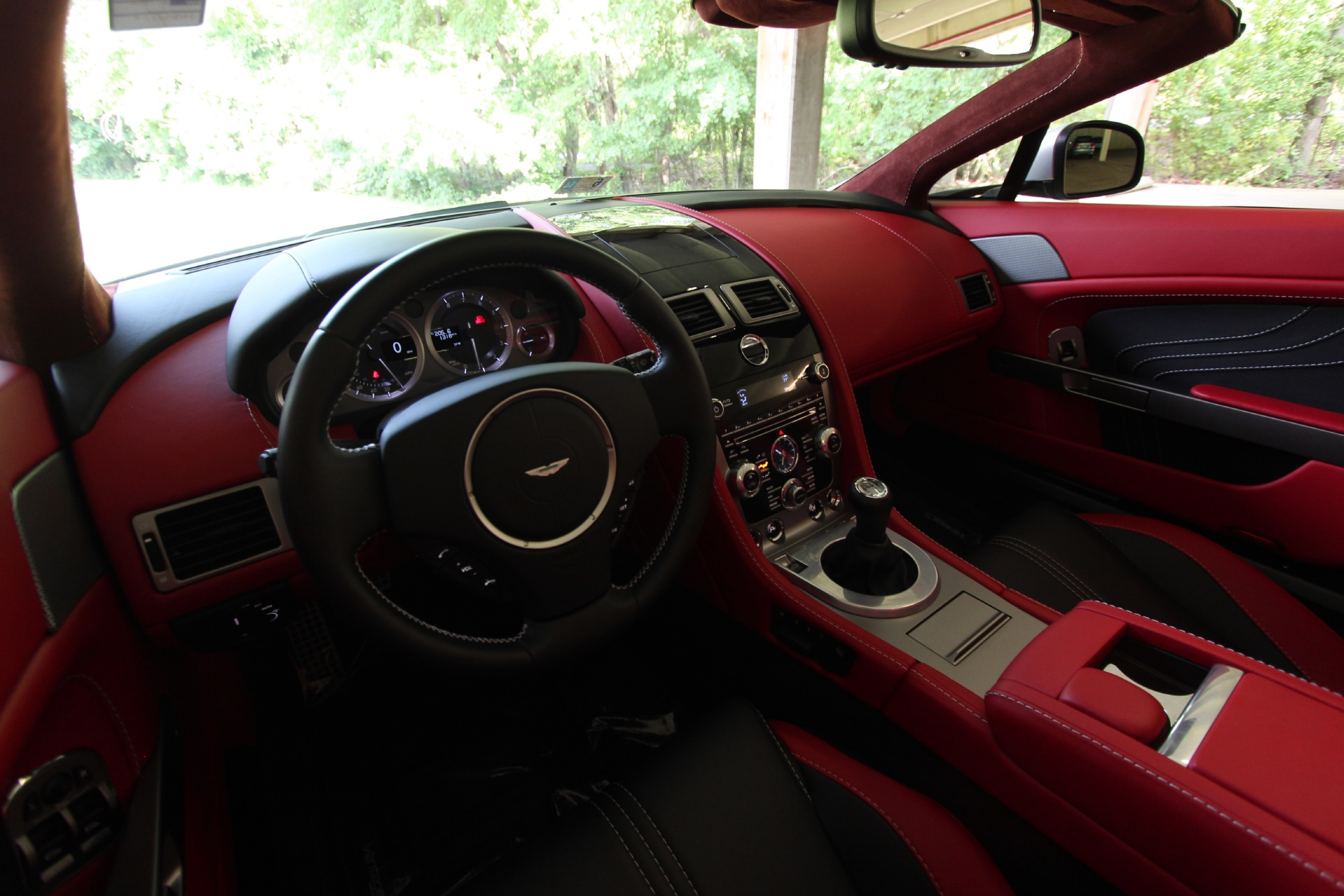 13 Aston Martin V8 Vantage V8 S Stock 3ND for sale near