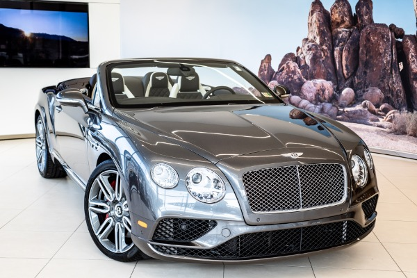 New 2018 Bentley GT CONV-Vienna, VA