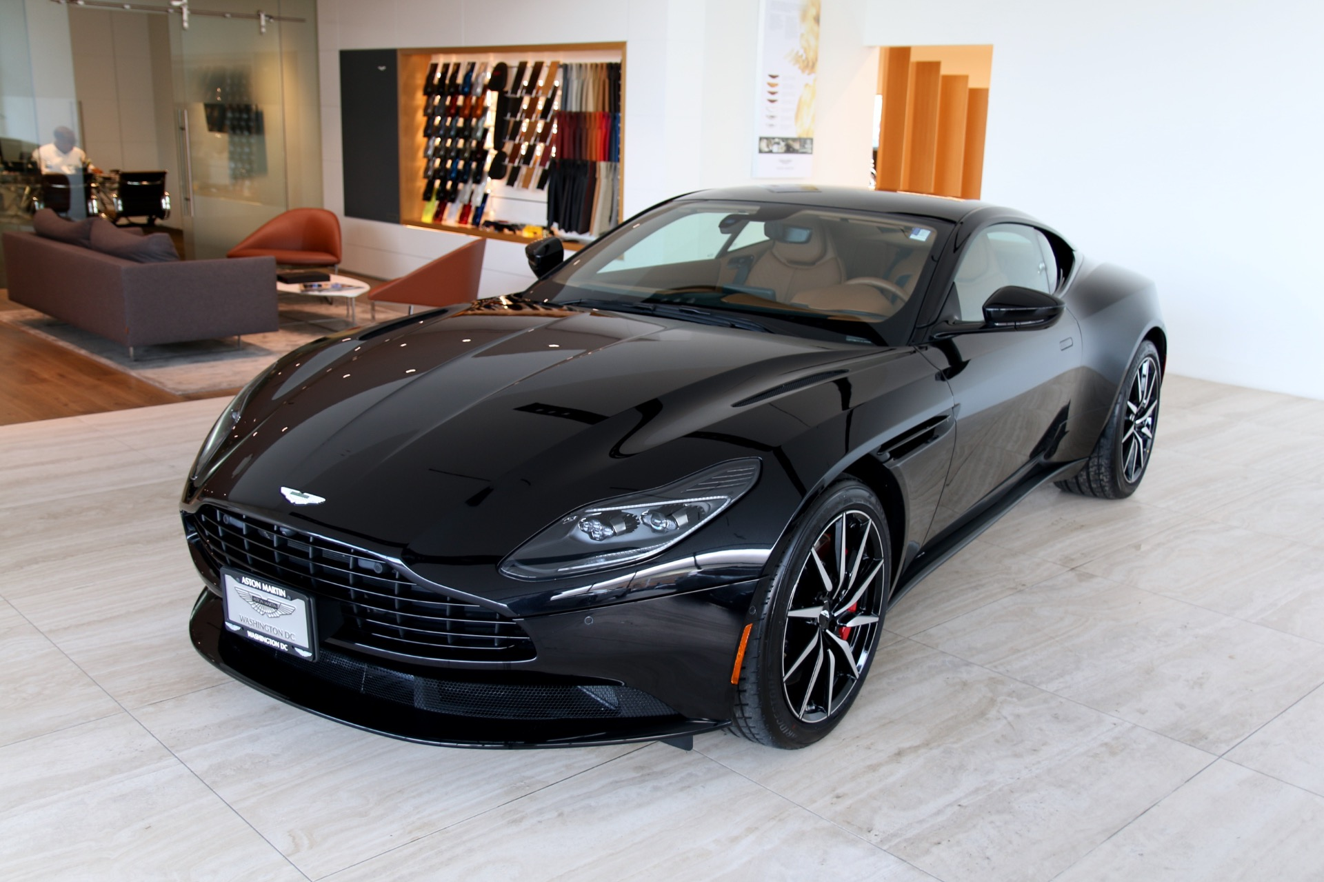 2018 Aston Martin Db11 V8 Stock 8l04040 For Sale Near Vienna Va