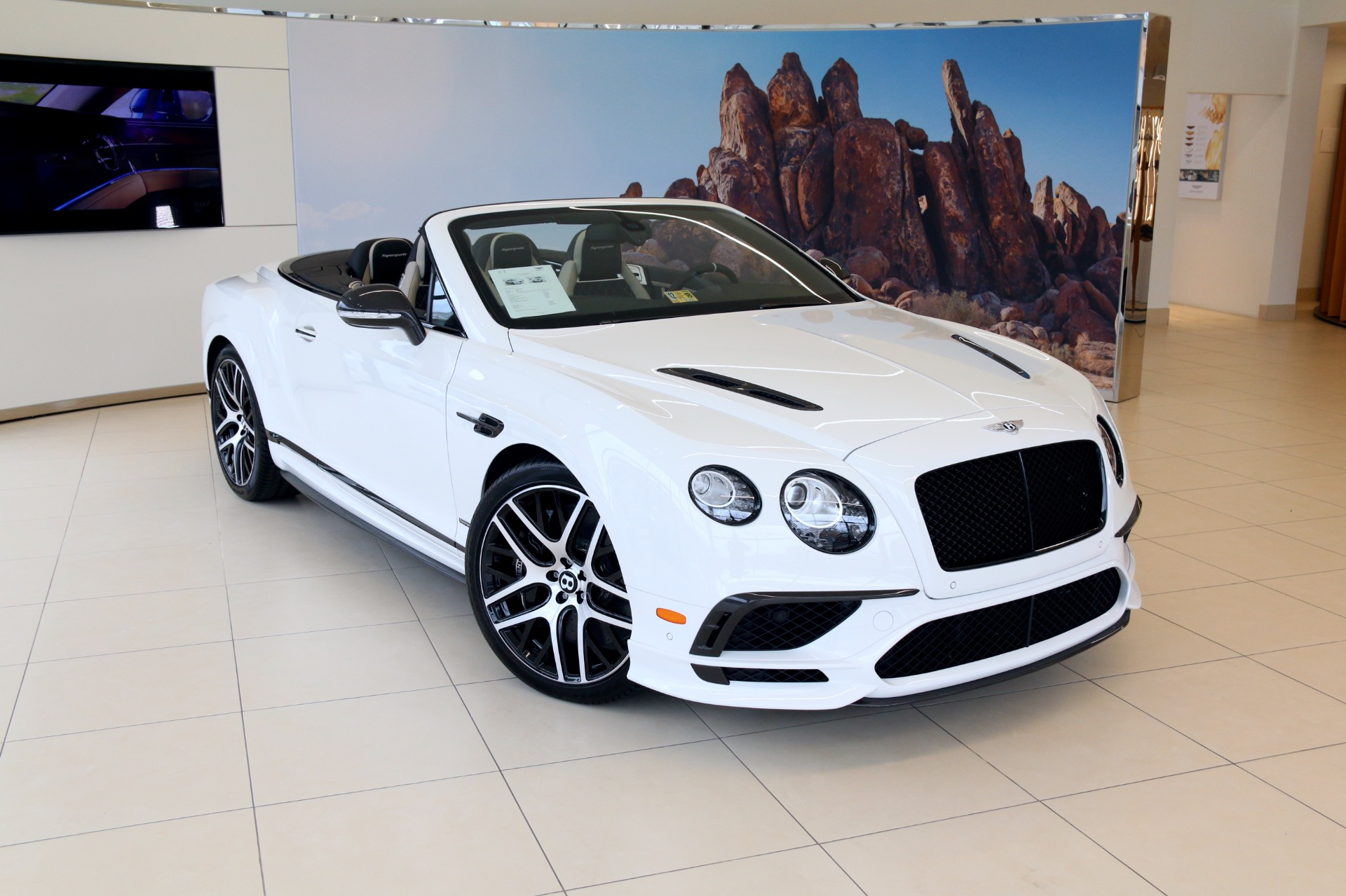 2018 bentley continental supersports stock 8n067163 for sale near vienna va va bentley. Black Bedroom Furniture Sets. Home Design Ideas