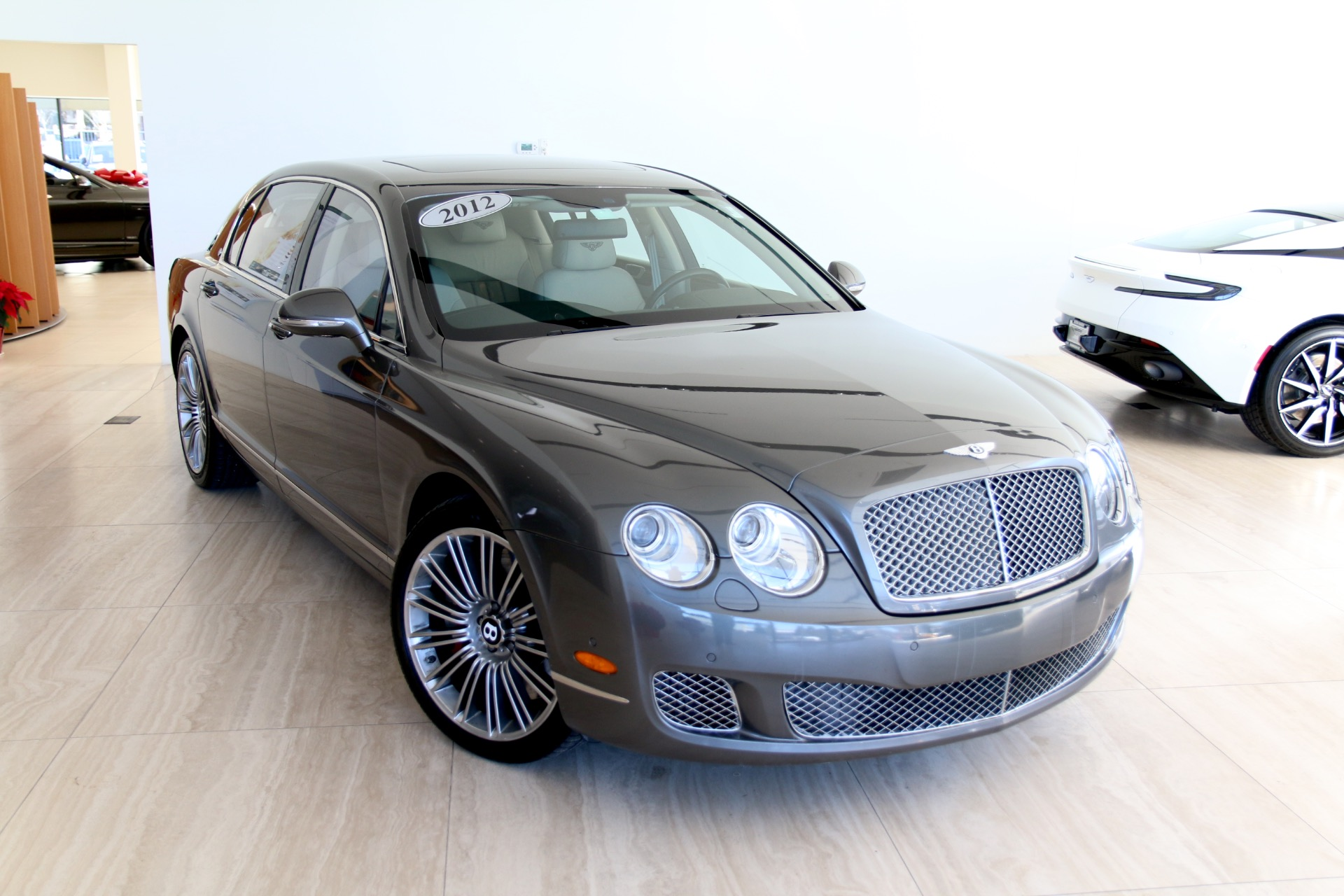 2012 bentley continental flying spur speed stock 8n066755a for sale near vienna va va. Black Bedroom Furniture Sets. Home Design Ideas