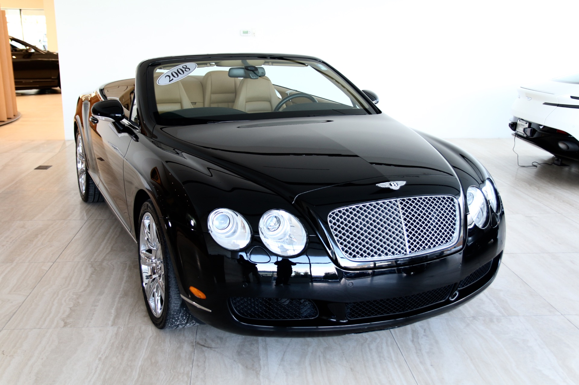 2008 Bentley Continental Gtc Gt Stock P210398b For Sale