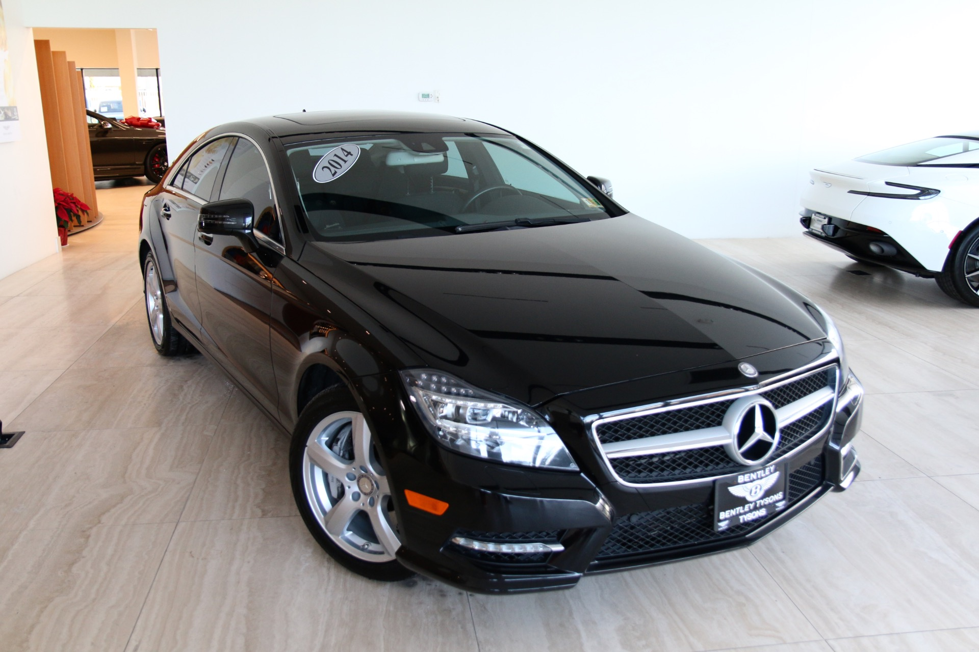 2014 mercedes benz cls 550 4matic 550 4matic stock for Mercedes benz tysons service