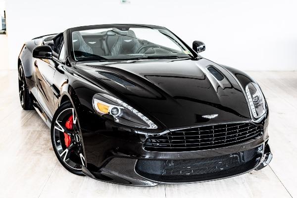 New 2018 Aston Martin Vanquish-Vienna, VA