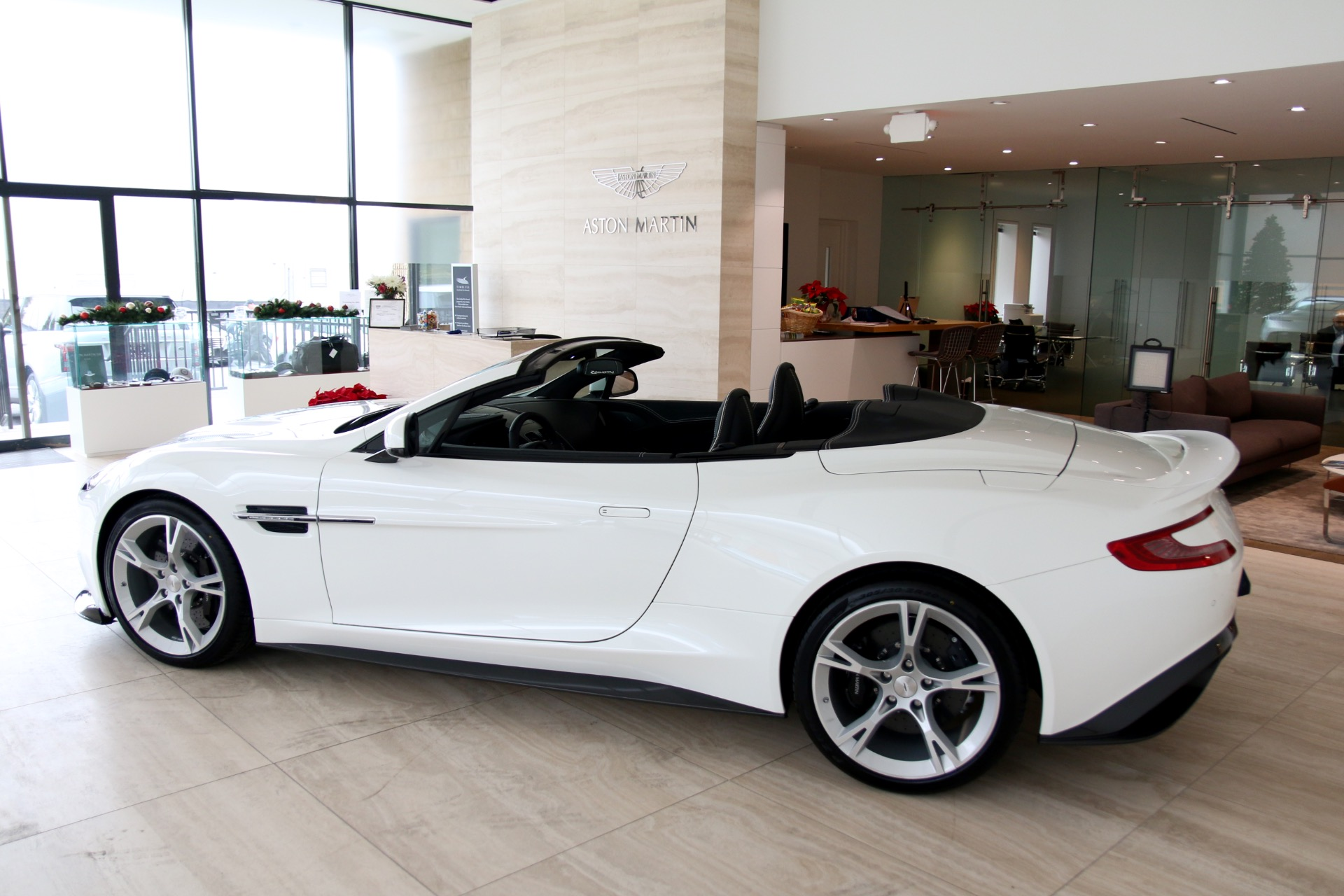 Aston Martin Vanquish Volante Stock NK For Sale Near - 2018 aston martin db9