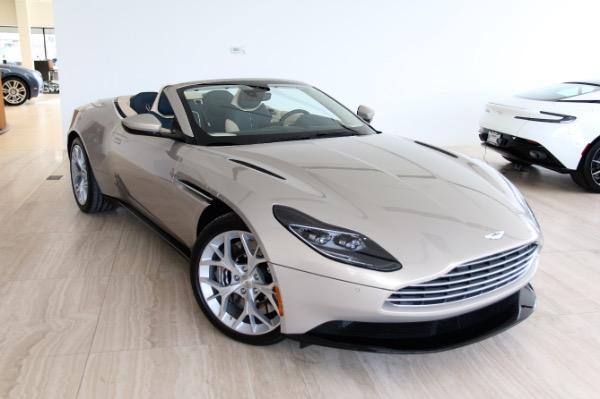 New 2019 Aston Martin DB11 V8 VOLANTE [CALL TO ORDER]-Vienna, VA