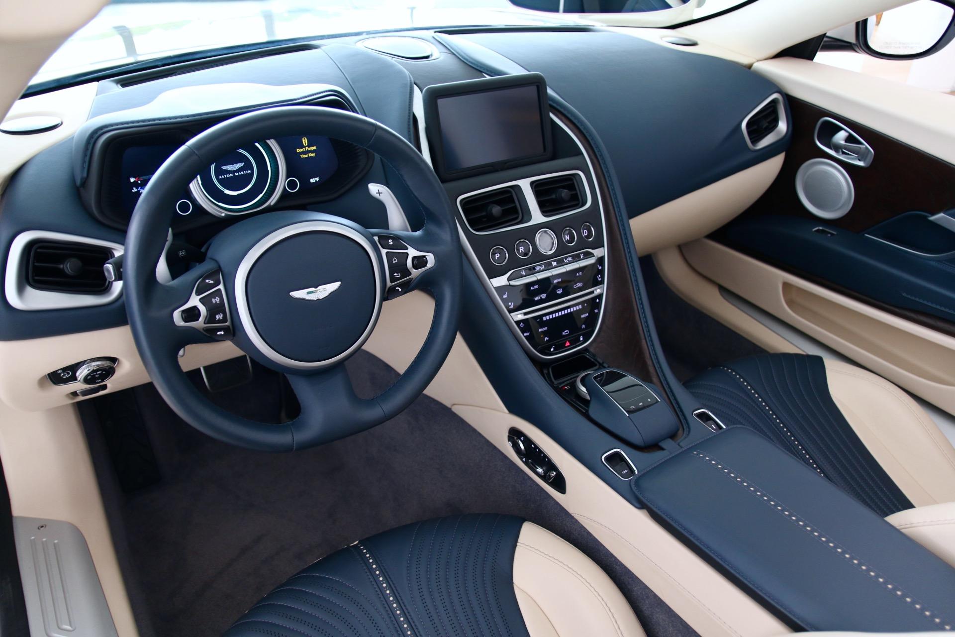 2019 Aston Martin Db11 V8 Volante Call To Order Stock 9nx82136