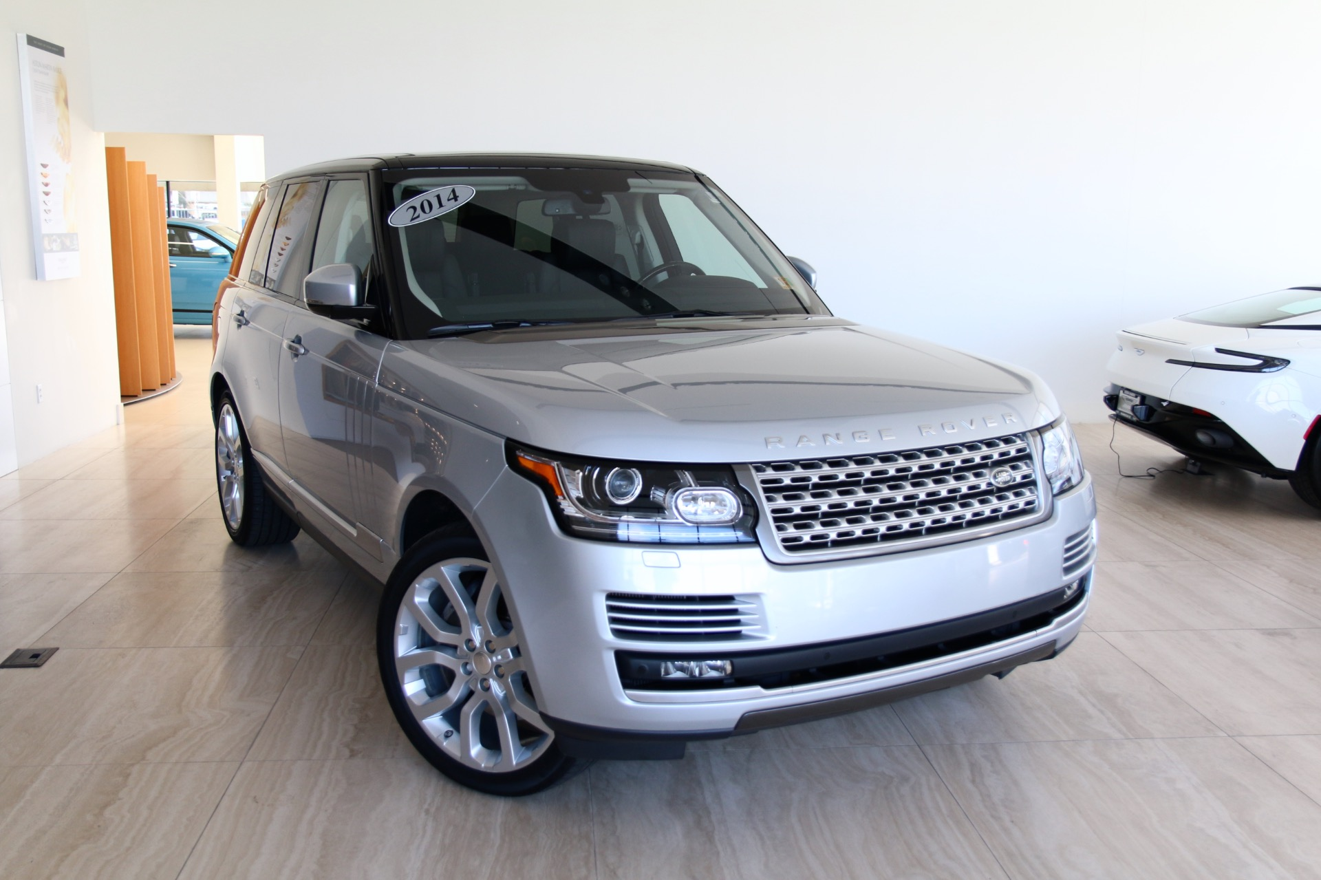 Land Rover Range Rover Supercharged Stock PA For Sale - Range rover stock