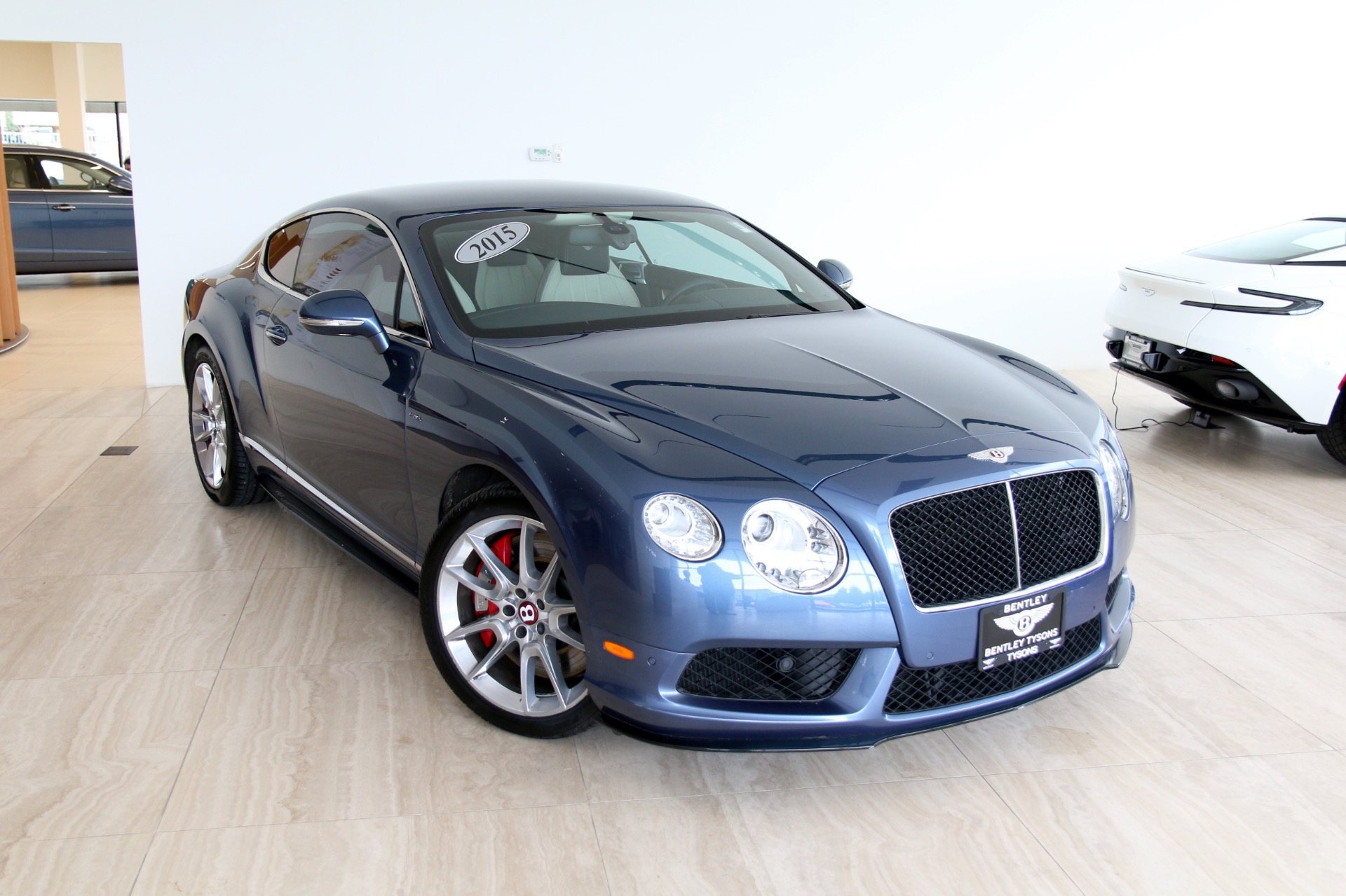 Used 2015 Bentley Continental GT V8 S GT V8 S | Vienna, VA