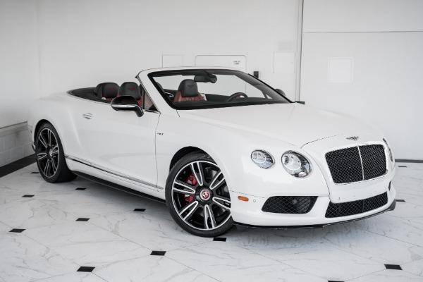 Used 2015 Bentley Continental GTC-Vienna, VA
