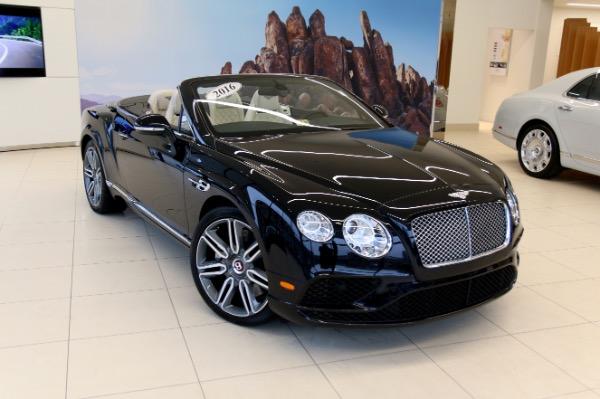 Used 2016 Bentley Continental GTC-Vienna, VA