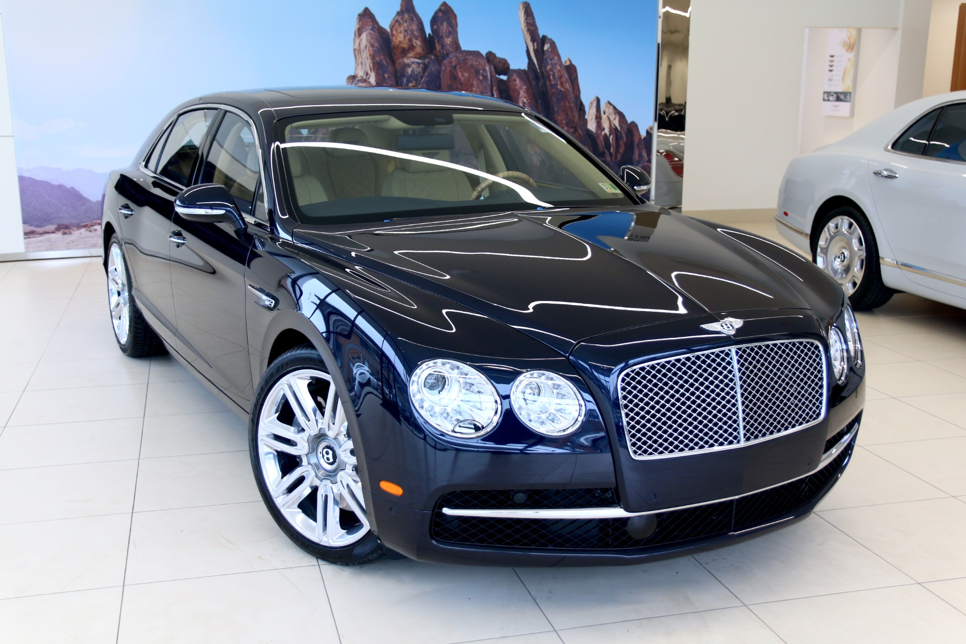 2018 Bentley Flying Spur W12 Stock 8n067752 For Sale Near Vienna Va Va Bentley Dealer For Sale In Vienna Va 8n067752 Exclusive Automotive Group