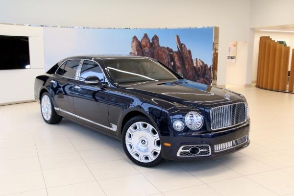 New 2017 Bentley Mulsanne-Vienna, VA