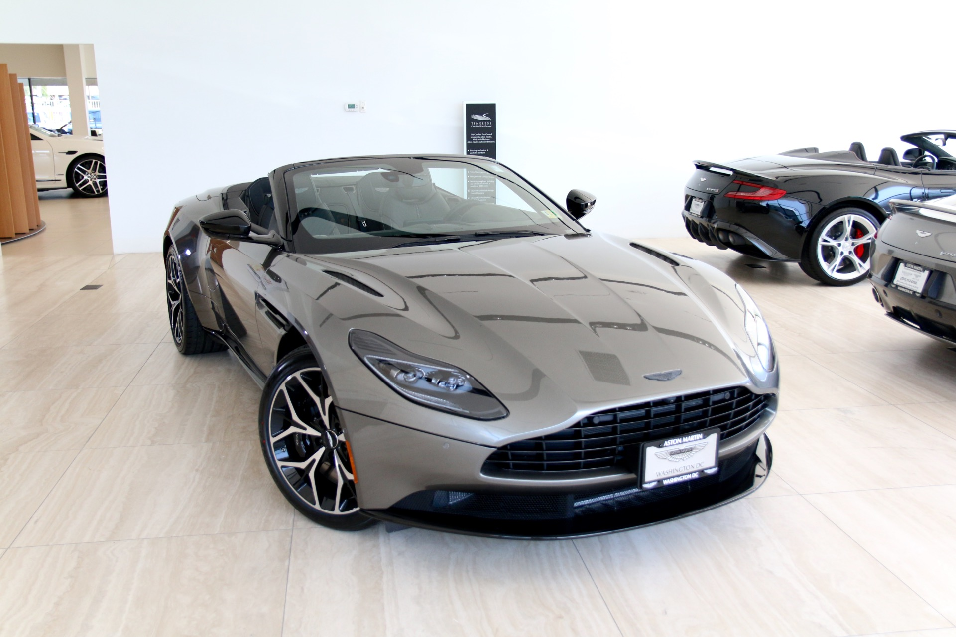 2019 Aston Martin Db11 V8 Volante Call To Order Volante Stock