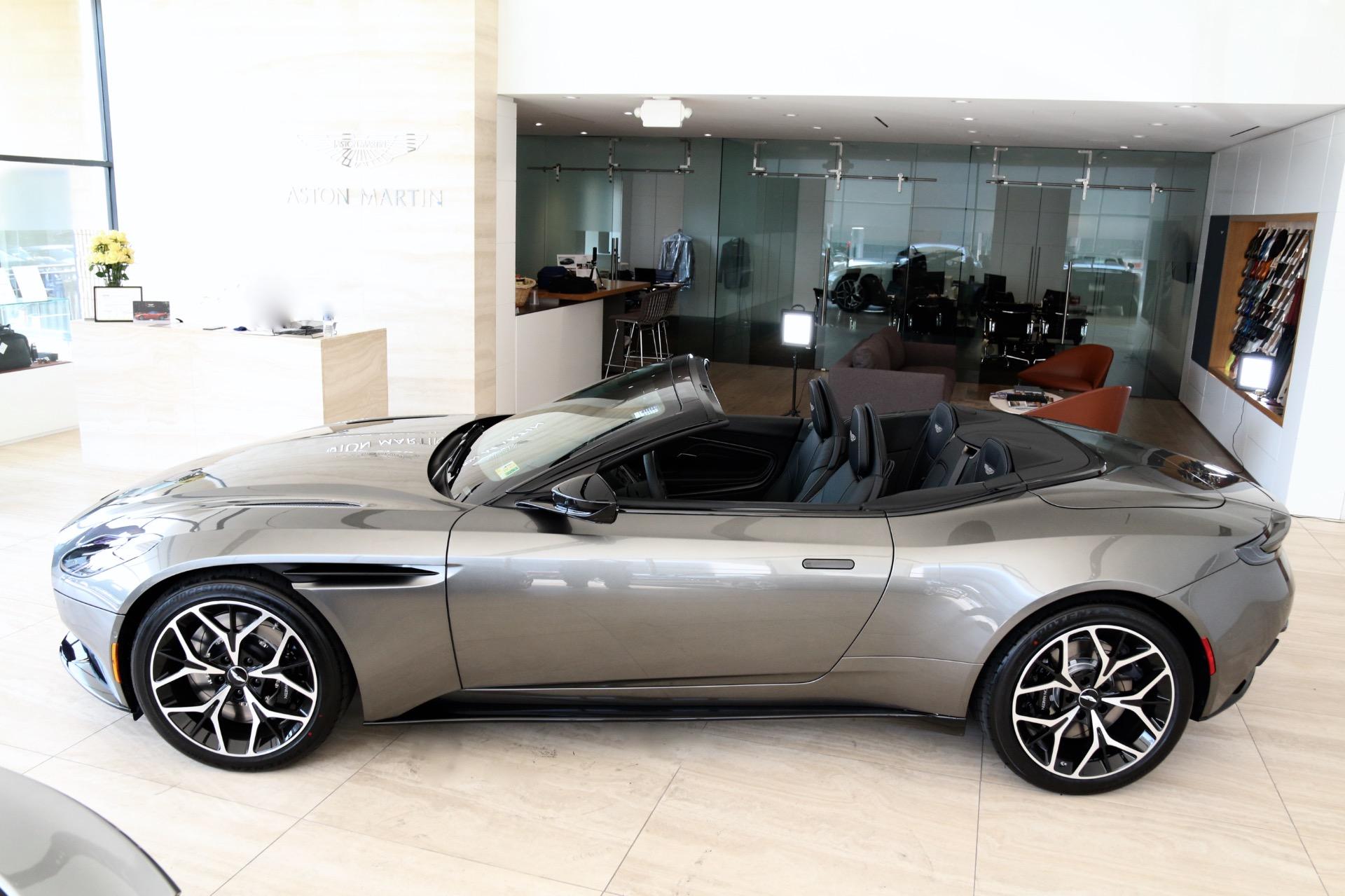 2019 Aston Martin Db11 V8 Volante Call To Order Volante Stock