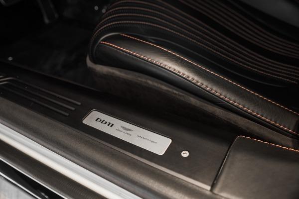 Used 2018 Aston Martin DB11 V8 | Vienna, VA