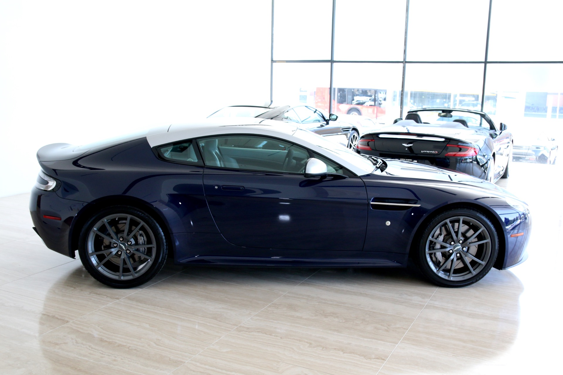 2015 Aston Martin V8 Vantage Gt Stock Pg14118a For Sale Near