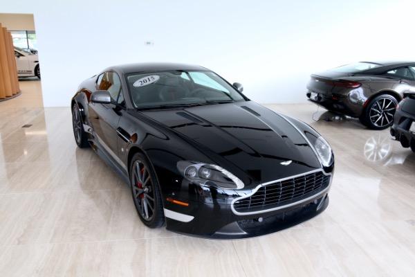 Used 2015 Aston Martin V8 Vantage GT   Vienna, VA