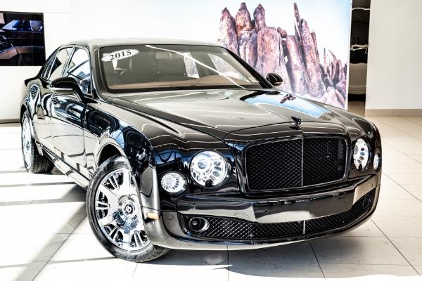 Used 2015 Bentley Mulsanne-Vienna, VA