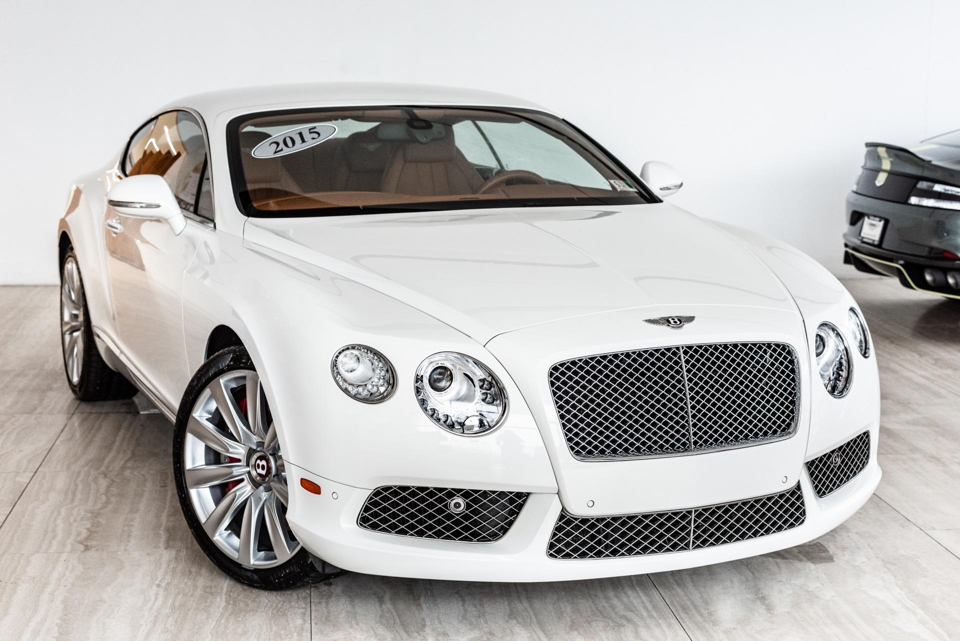 Used 2015 Bentley Continental GT V8 GT V8   Vienna, VA
