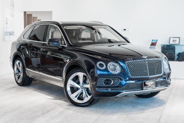 Used 2018 Bentley Bentayga-Vienna, VA