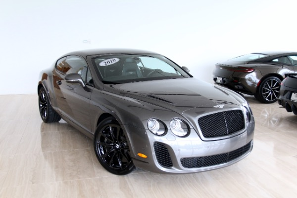 Used 2010 Bentley Continental Supersports-Vienna, VA