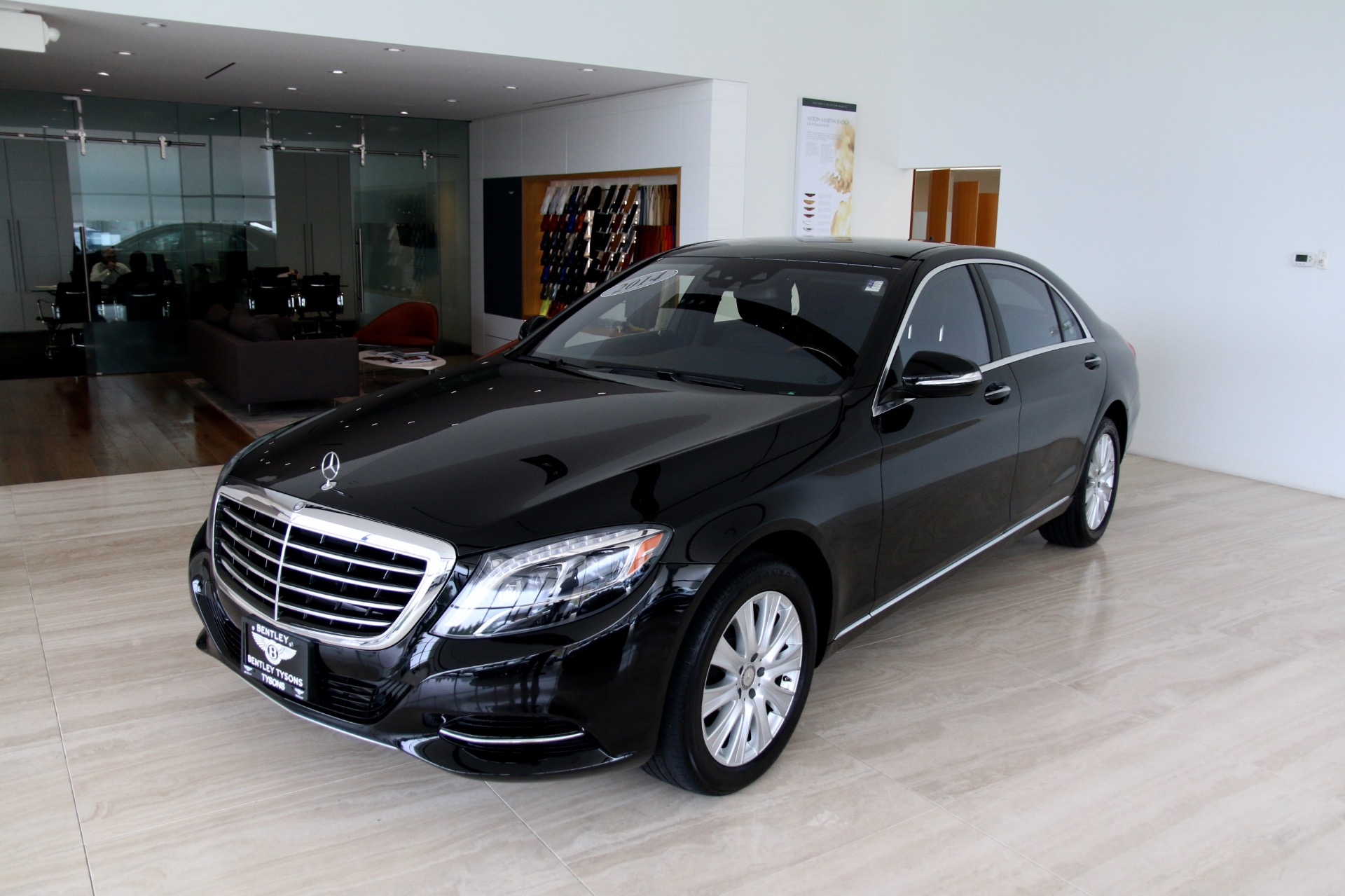 2014 Mercedes Benz S Class S 550 4MATIC Stock P for sale