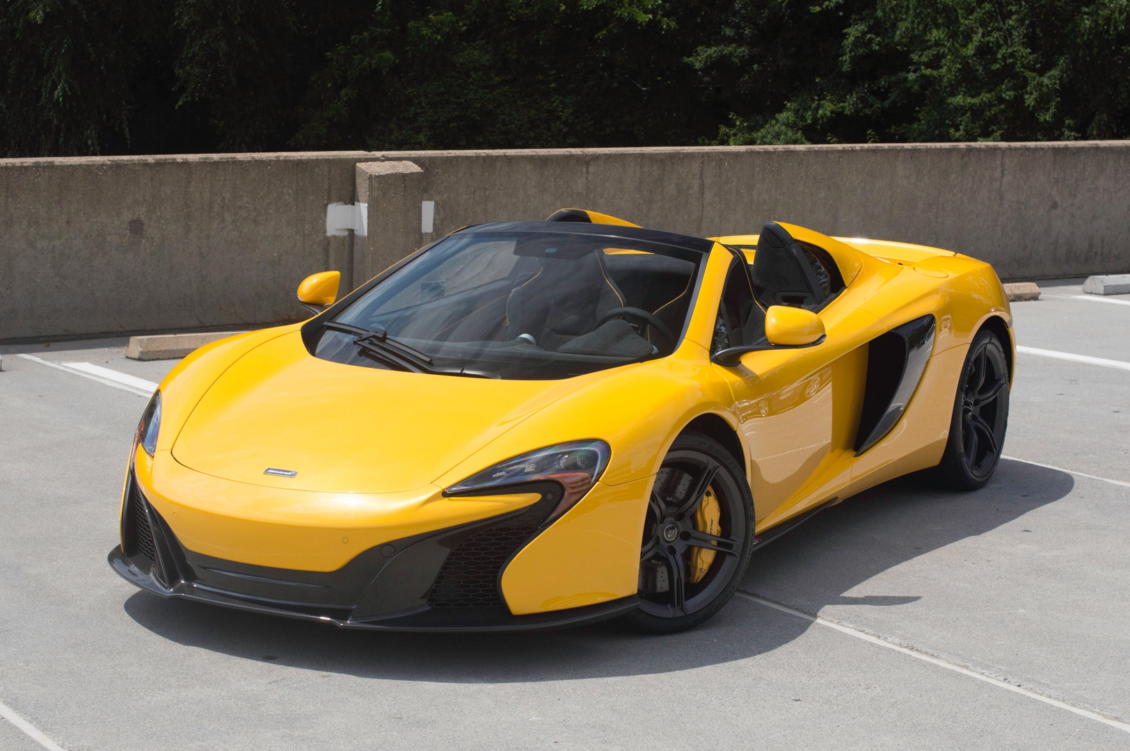 2015 mclaren 650s spider stock # 5n003800 for sale near vienna, va