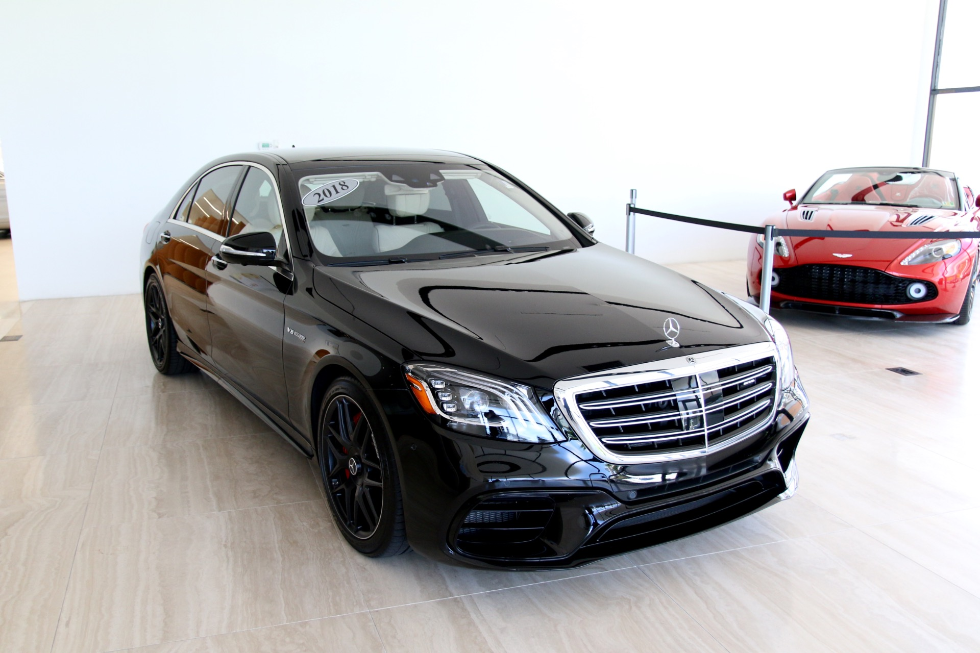2018 Mercedes Benz S Class Amg S63 Stock 8n022795a For Sale Near Used Vienna Va