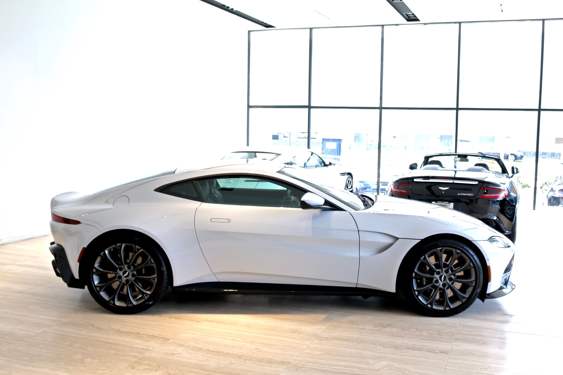 2019 Aston Martin Vantage Stock 9nn00180 For Sale Near Vienna Va
