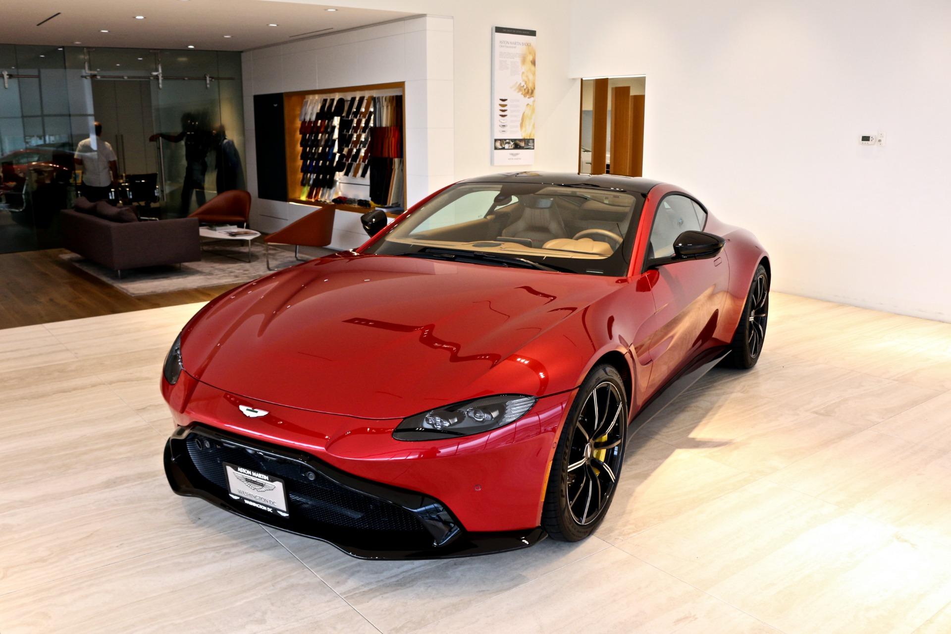 2019 Aston Martin Vantage Stock 9nn00128 For Sale Near Vienna Va