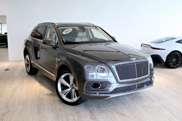 Used 2018 Bentley Bentayga-Vienna, VA