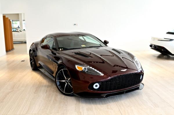 Used 2018 Aston Martin VANQUISH ZAGATO COUPE-Vienna, VA