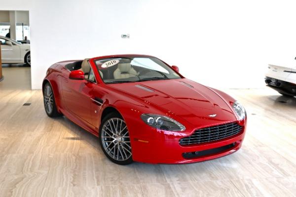 Used 2010 Aston Martin Vantage-Vienna, VA