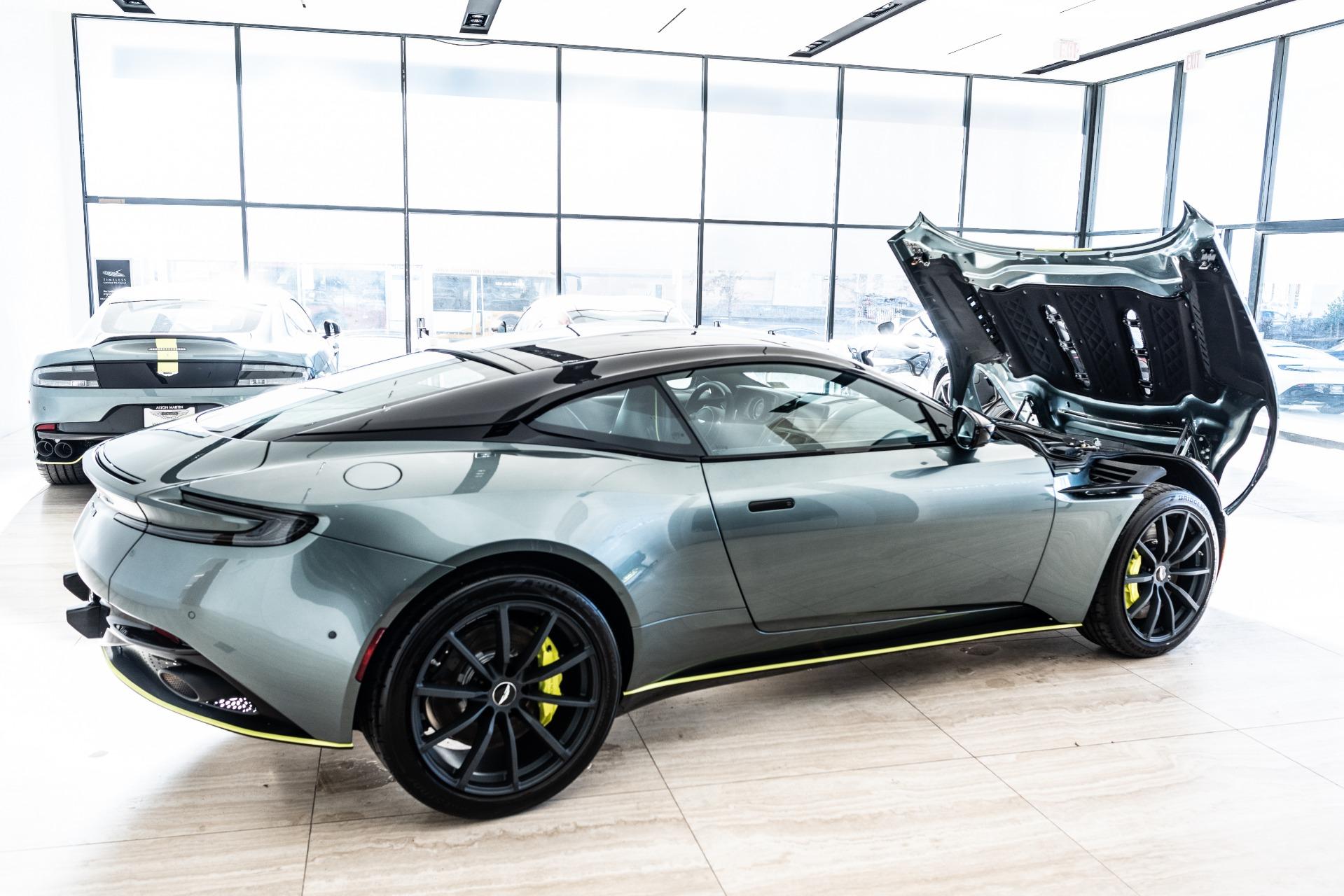 2019 Aston Martin Db11 Amr Stock 9nl06355 For Sale Near Vienna Va